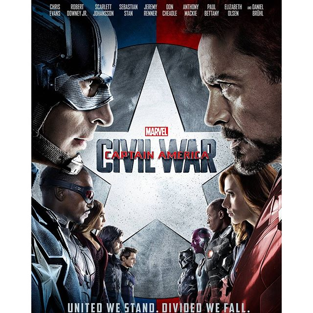 Civil War, Film, Captain America