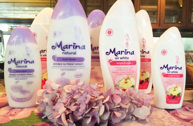 Marina, Hand & Body Lotion, Blogger, Gathering