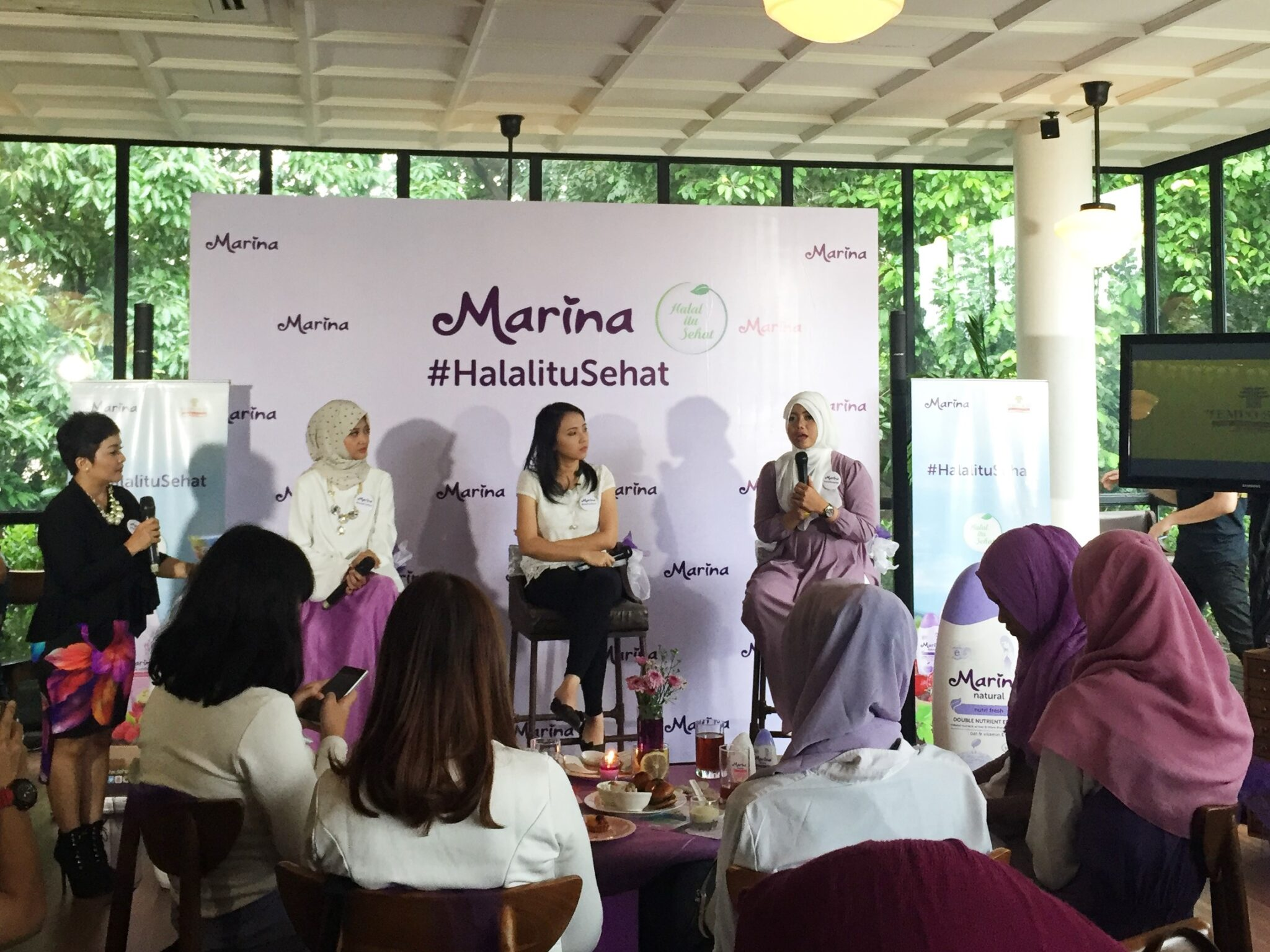 Marina, Blogger, Gathering, Hand & Body Lotion
