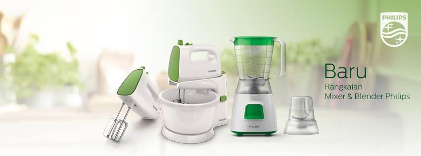 Mixer Kaya Rasa, Blender Kaya Rasa, Philips, Peralatan Rumah Tangga