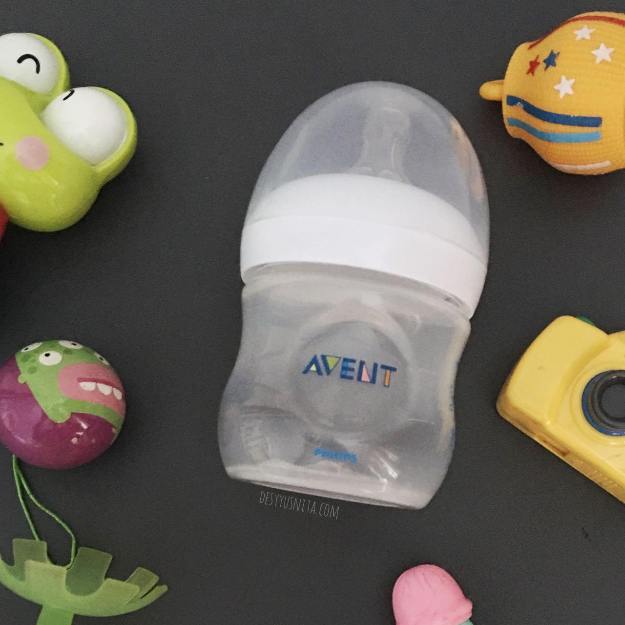 ASIP, Botol Susu, Philip Avent, ASI, Baby, Bayi