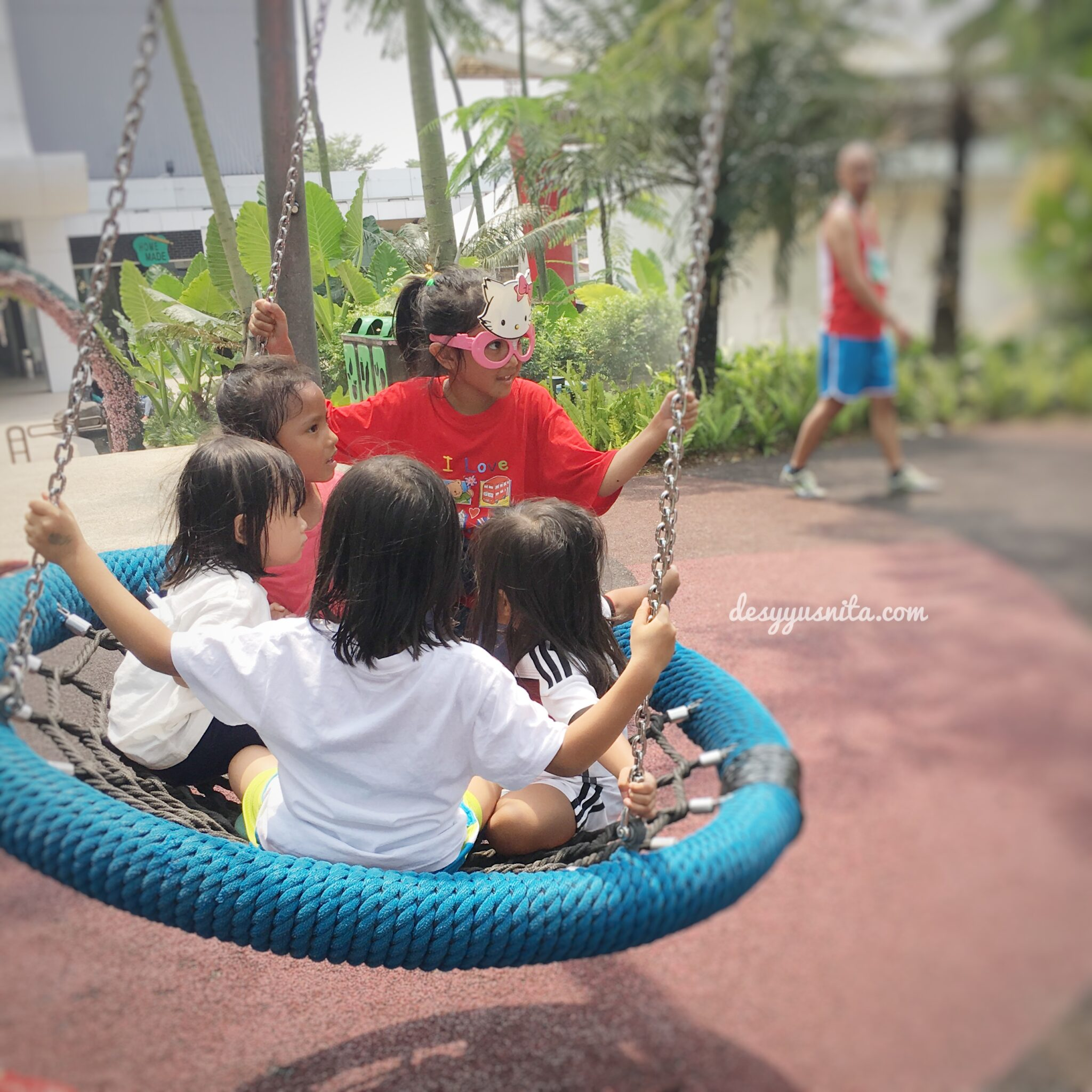 Bebehero, Dance Competition, Hi5, Bebelac, Kids, Menari, Dance, Playground