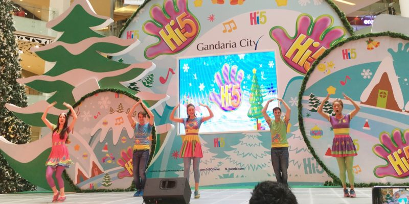 Dance Competition Bersama Hi5