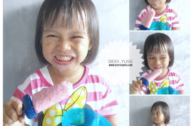 Popsicle, Smoothies, Philips, #SerunyaMakanBuah, #PhilipsHealthyTips, Family, Motherhood