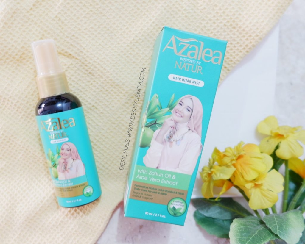 Azalea, Shampoo, Perawatan Rambut Rontok, Ginseng, By Natur, Hair Treatment,