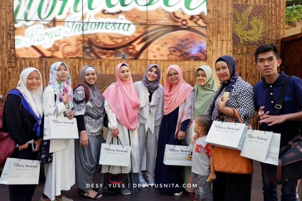 Fashion Show, Fashion Blogger, Tiffany Kenanga, Kemerdekaan, Event, PIM, Pondok Indah Mall,