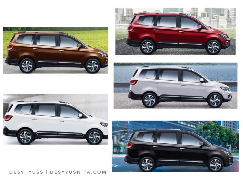 Wuling Motor, Confero, Conferos, Wuling Motor, Mobil Keluarga, MPV, LeganyaConferoS