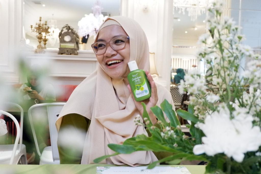 Resik V, Godokan Sirih, Ramuan Tradisional, Kebersihan Daerah Kewanitaan, Feminie Hygiene