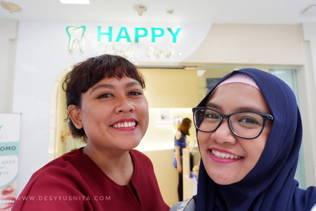 Oxygen Scalling and Protection, Scalling, Perawatan Gigi, Clozette Indonesia, Happy Dental Clinic, Clozette Review,