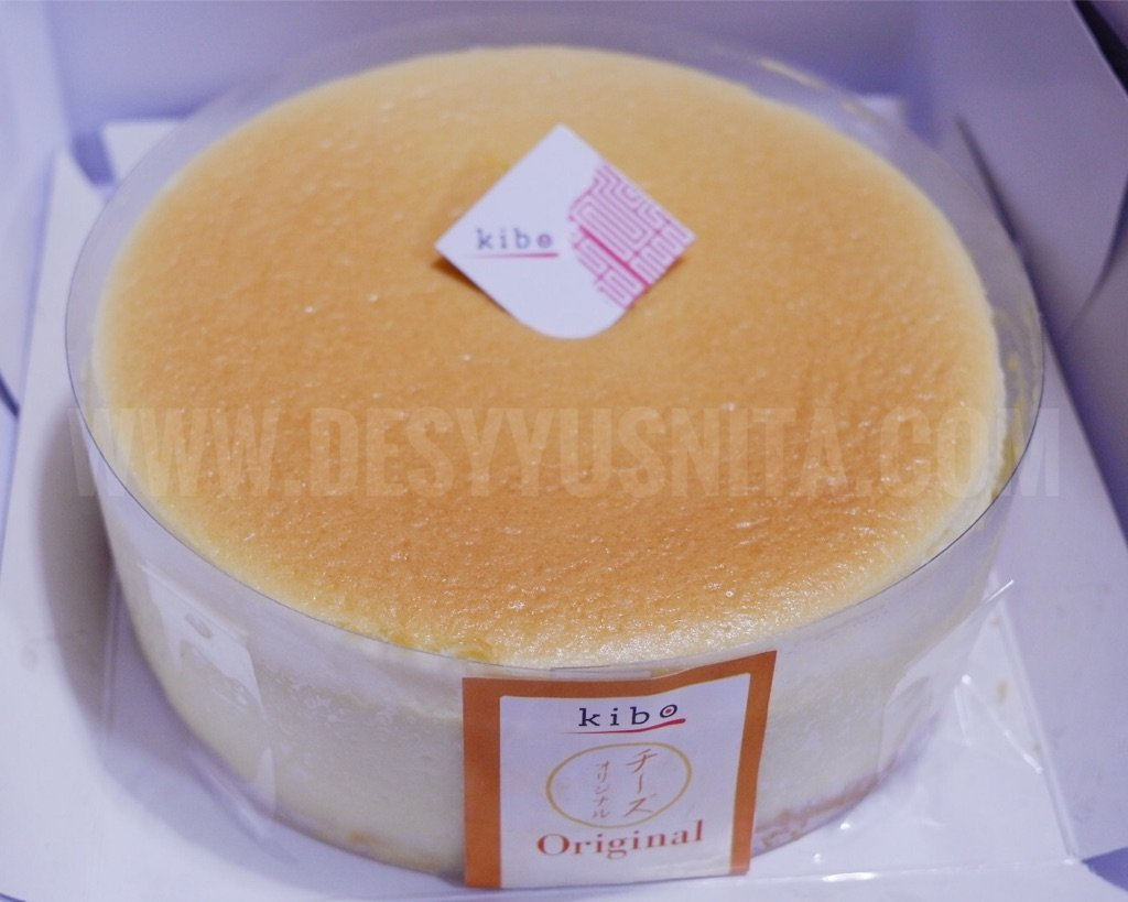 Kibo Cheese Cake, Molten Cheese Cake, Kue, Clozette Review,