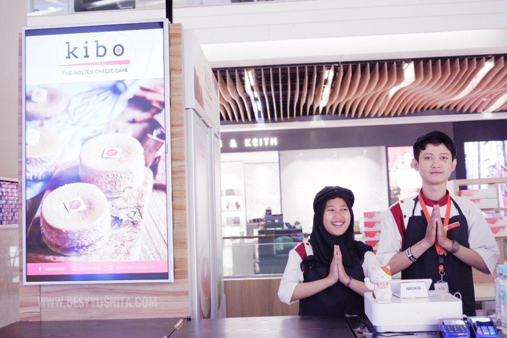 Kibo Cheese Cake, Molten Cheese Cake, Kue, Clozette Review,