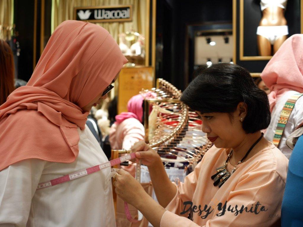 Wacoal Indonesia, The Secret of Wacoal, Bra, Celana Dalam, Pakaian Dalam, Produk Indonesia, Cara Mengukur Bra, Service Excellent, Bra Berkualitas