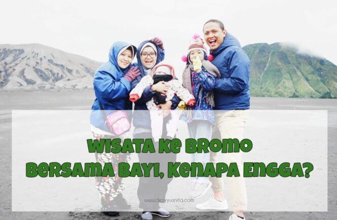 Wisata Ke Bromo, Wisata Bersama Bayi, Travelling With Baby, Gunung Bromo, Bromo, Jawa Timur, Travelling, Jalan-jalan,