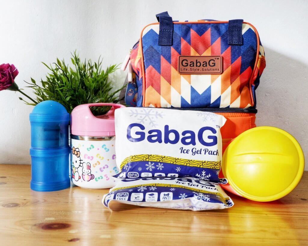 Cooler Bag, #gabagers, Review, #gabagjelajahindonesia, #gabagreview, cooler bah, lunch bag, Breastfeeding, MPASI, ASIP, Perlengkapan Bayi, Perlengkapan MPASI, Perlengkapan ASIP