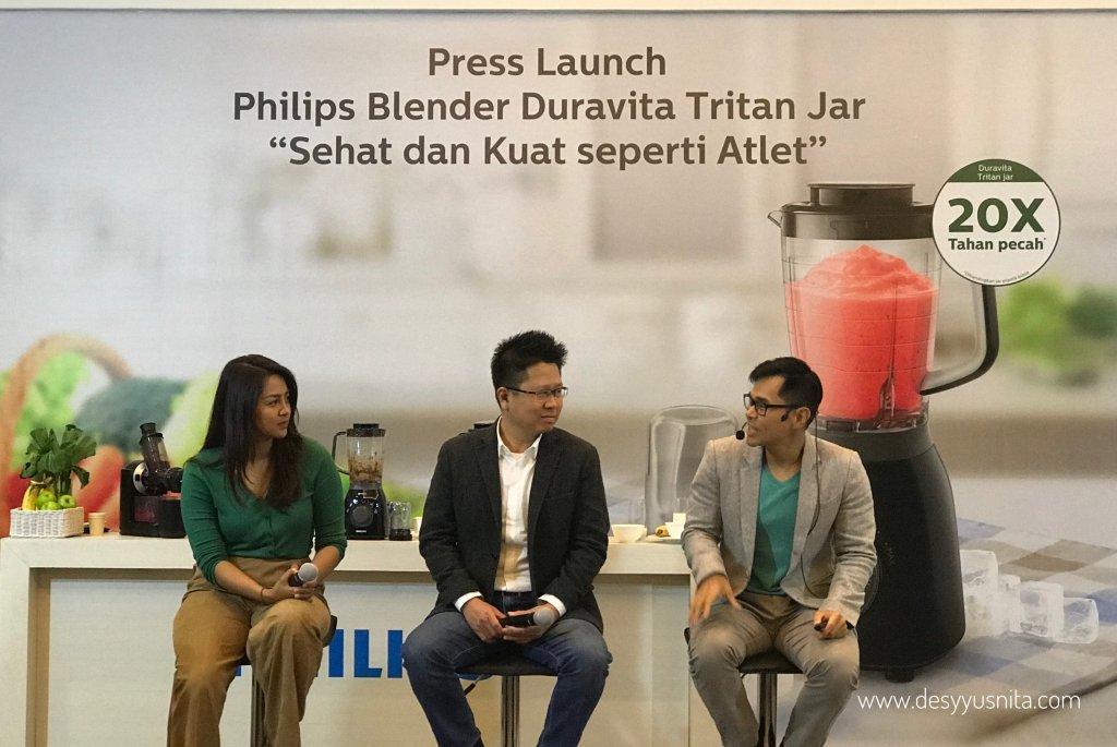 Blender Duravita Jar, Blender Tahan Banting, Philips Indonesia, Duravita Jar, Buah dan Sayur