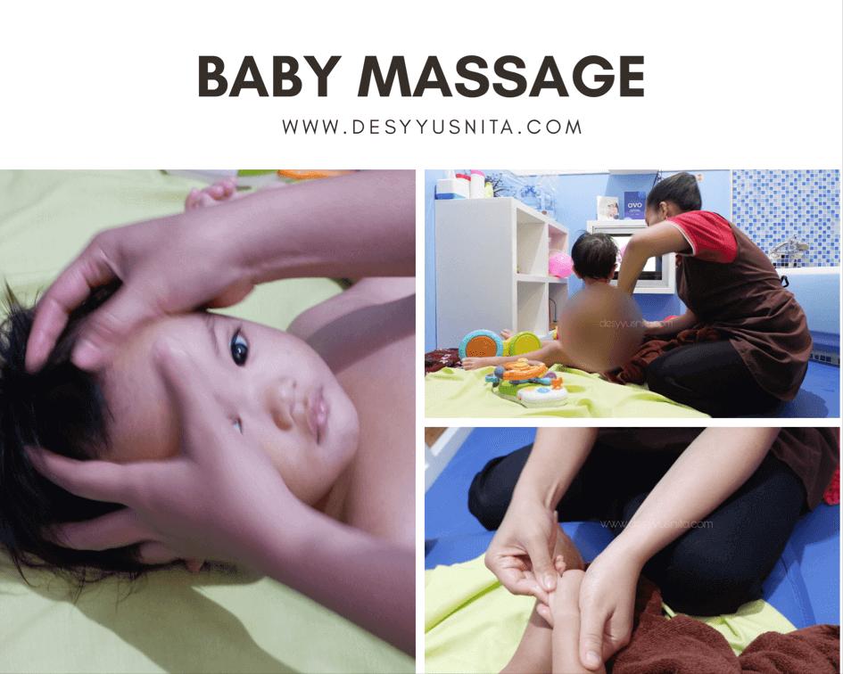 Baby Treatment, Baby Spa, Mom n Jo, Mom & Jo, Clozette Review, Clozette Indonesia, Pijat Bayi, Baby Spa