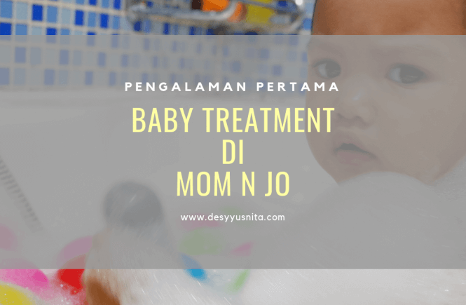 Baby Treatment, Baby Spa, Mom n Jo, Mom & Jo, Clozette Review, Clozette Indonesia, Pijat Bayi, Baby Spa