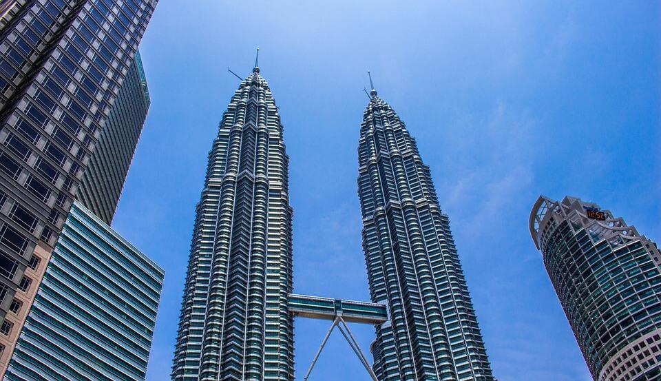 Kuala Lumpur, KLIA Ekspres, Malaysia,