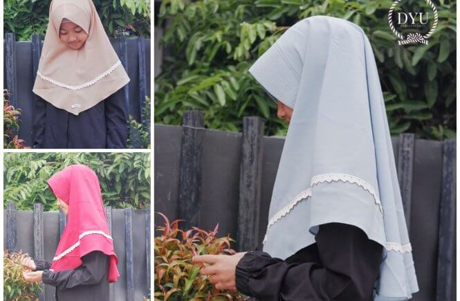Hijab Anak, Usaha Online, Ralali.com, Online Shop.