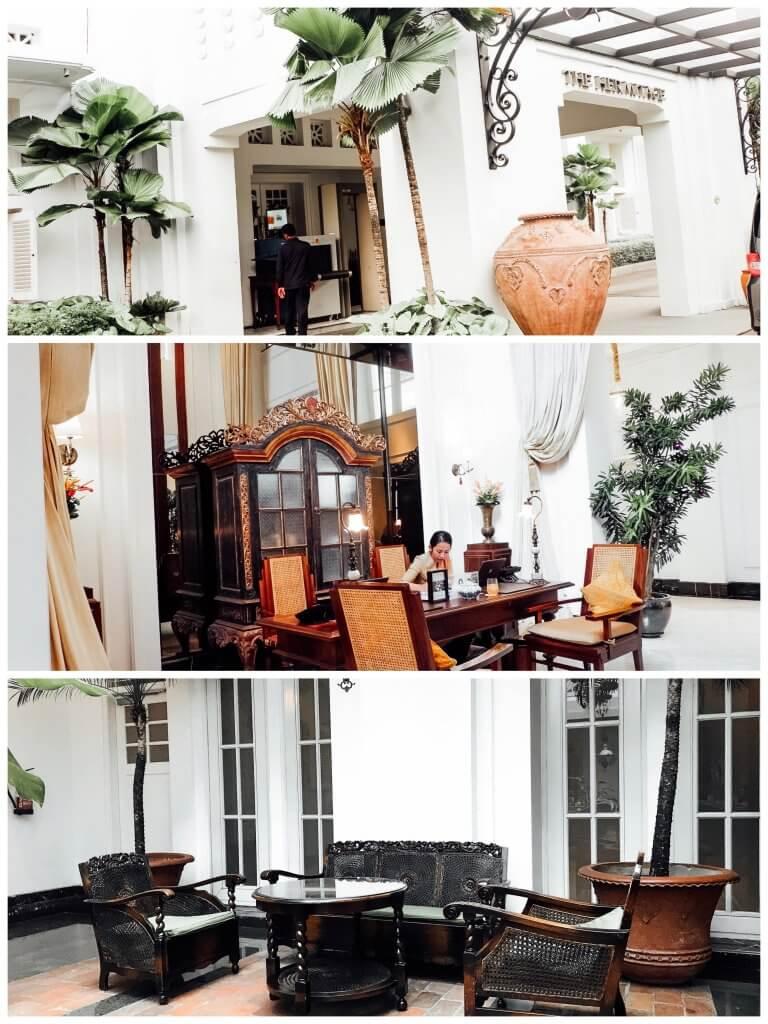 The Hermitage Hotel Jakarta, Hotel di Jakarta, Hotel Bintang 5