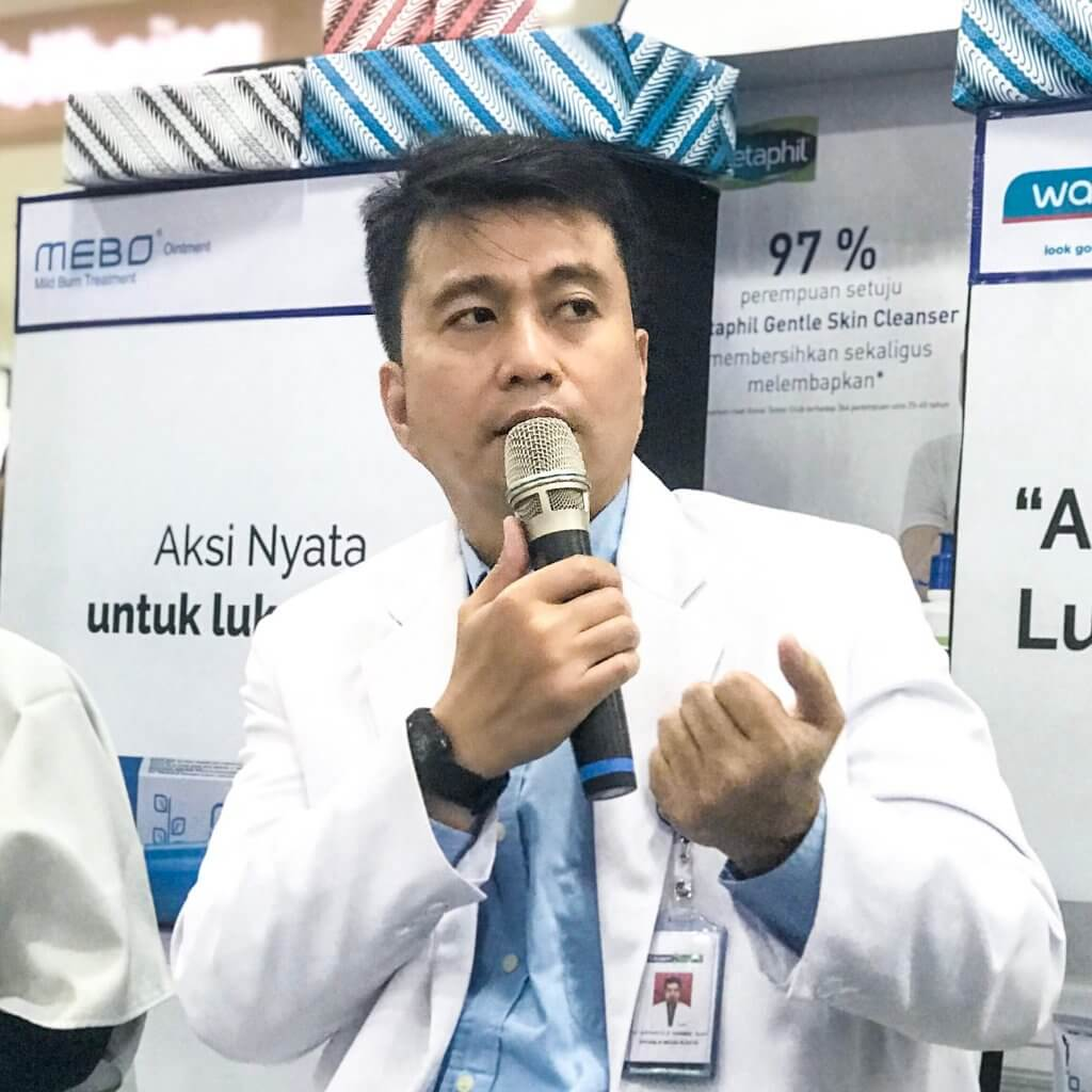 Dokter Spesialis Bedah, Dokter Siloam Bogor