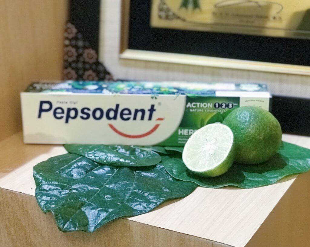 Pepsodent Herbal, Puasa