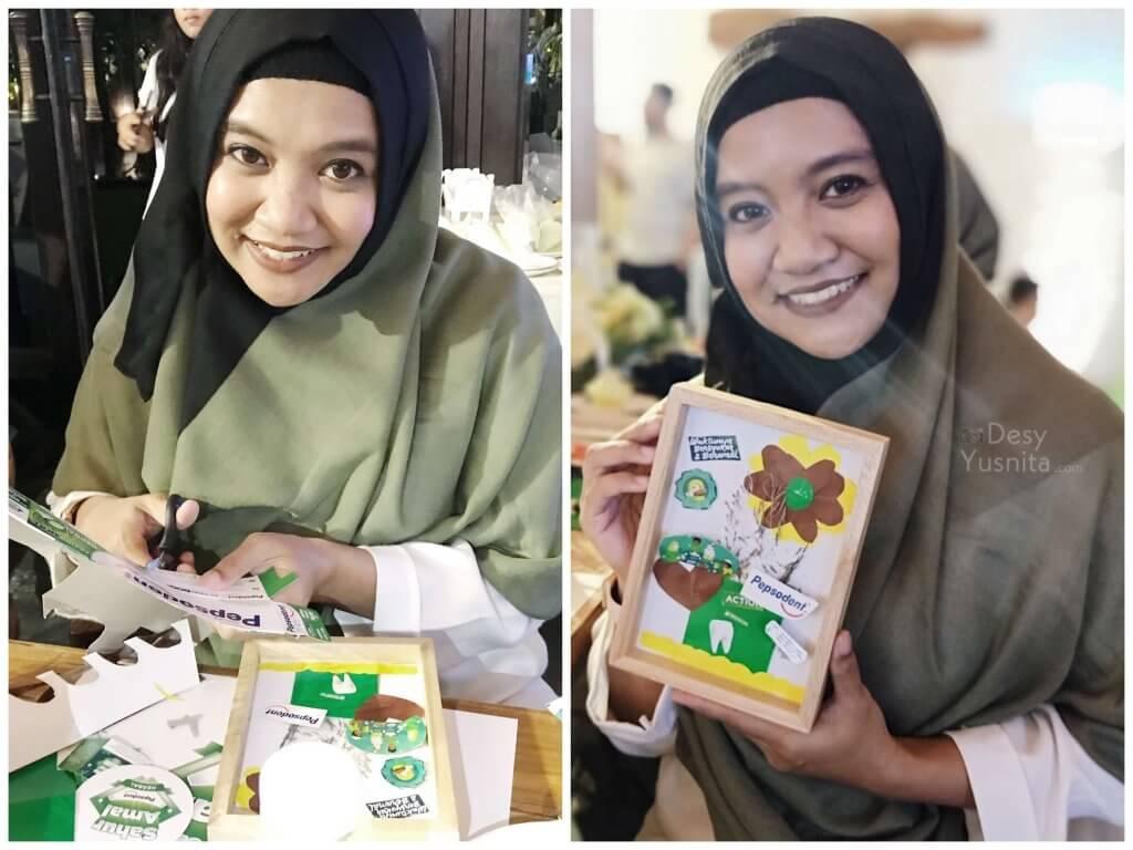 Pepsodent Herbal-Scrapbook, Ramadan, Puasa