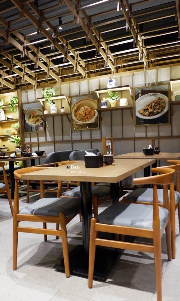 Restoran Ramen di Serpong-Dining Room