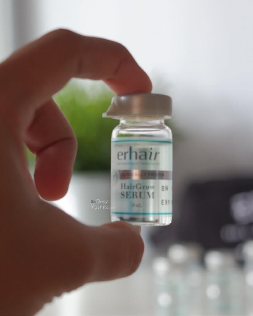 Erhair HairGrow Serum, Erhair