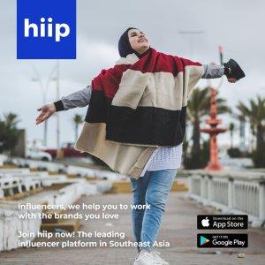 Hiip Indonesia, Influencer Platform