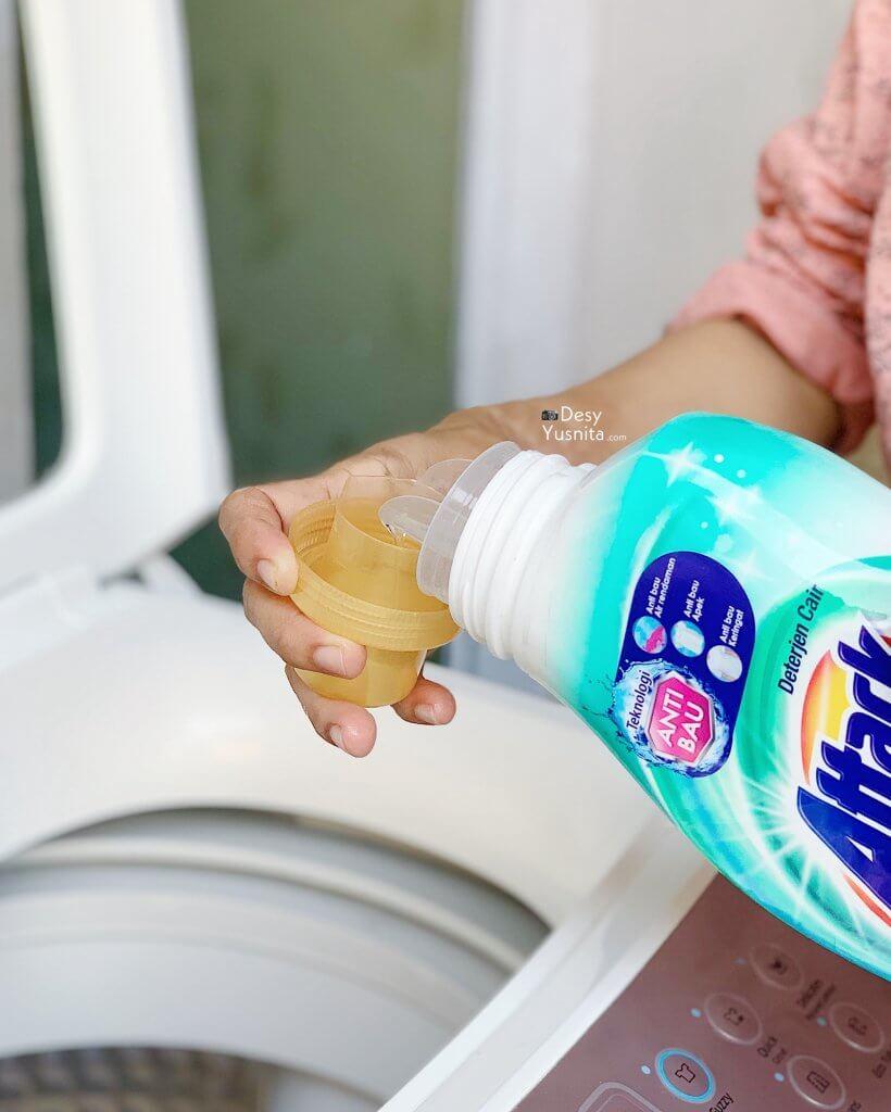 Tips Mencuci Pakaian, Mencuci Pakaian