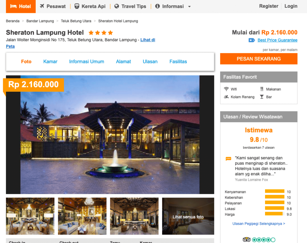 Hotel PegiPegi