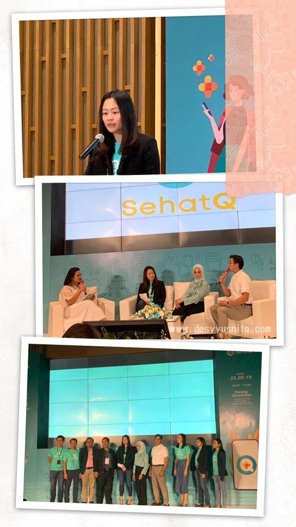 Grand Launching SehatQ