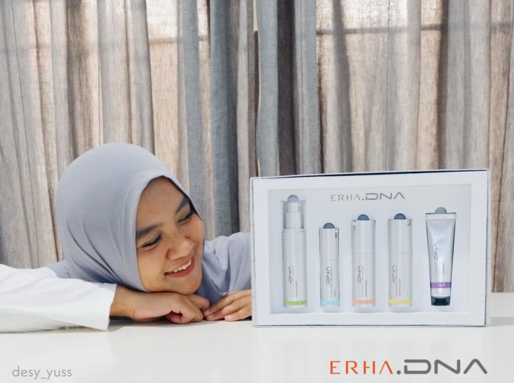 Produk Skin Care Erha.DNA