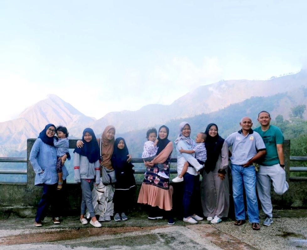 Gunung Api Purba Lembah Sembalun, Wisata ke Lombok