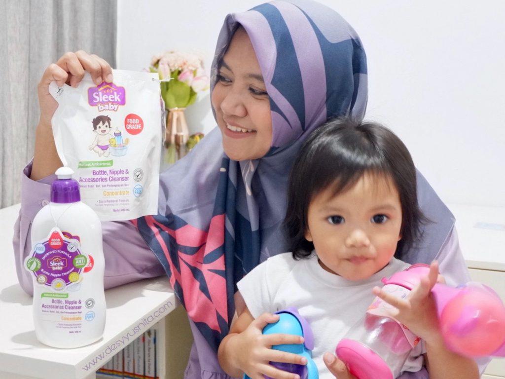 Sleek Baby, Pembersih Botol Bayi