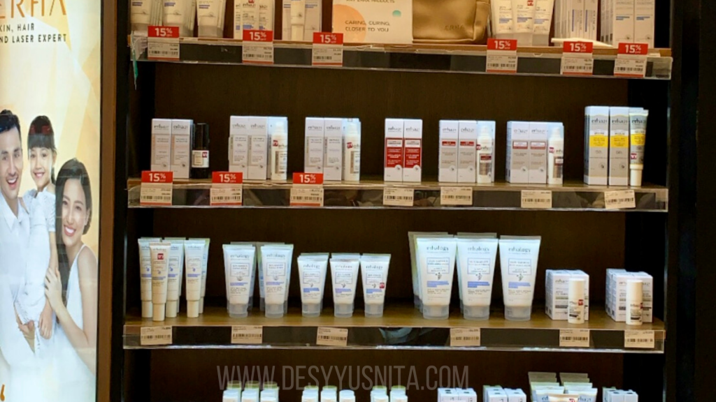 ERHA di Watsons, ERHA Skin & Hair Series