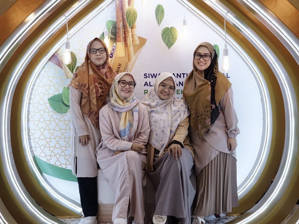Member Indonesia Hijab Blogger