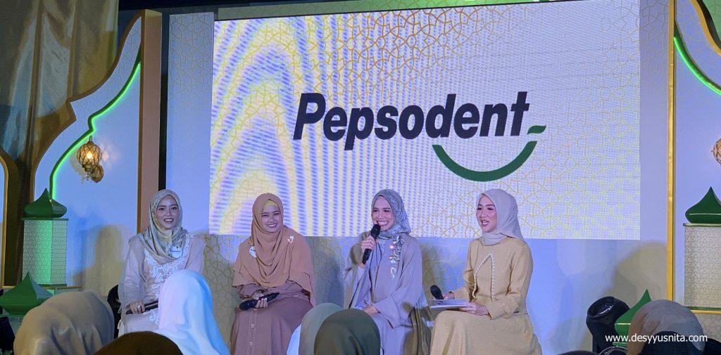 Narasumber Launching Pepsodent Siwak
