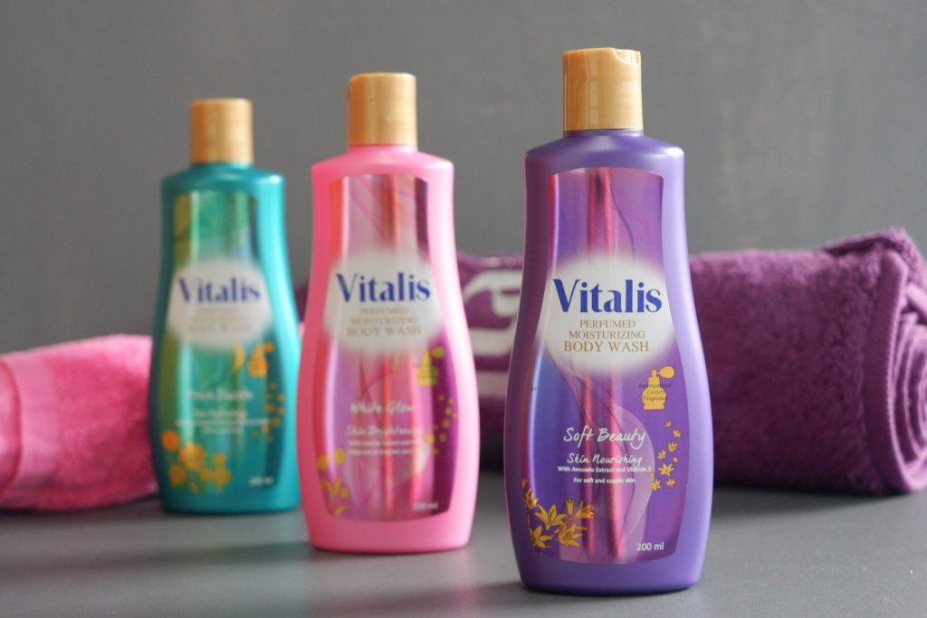 Me Time, Vitalis Perfumed Moisturizing Body Wash | www.desyyusnita.com