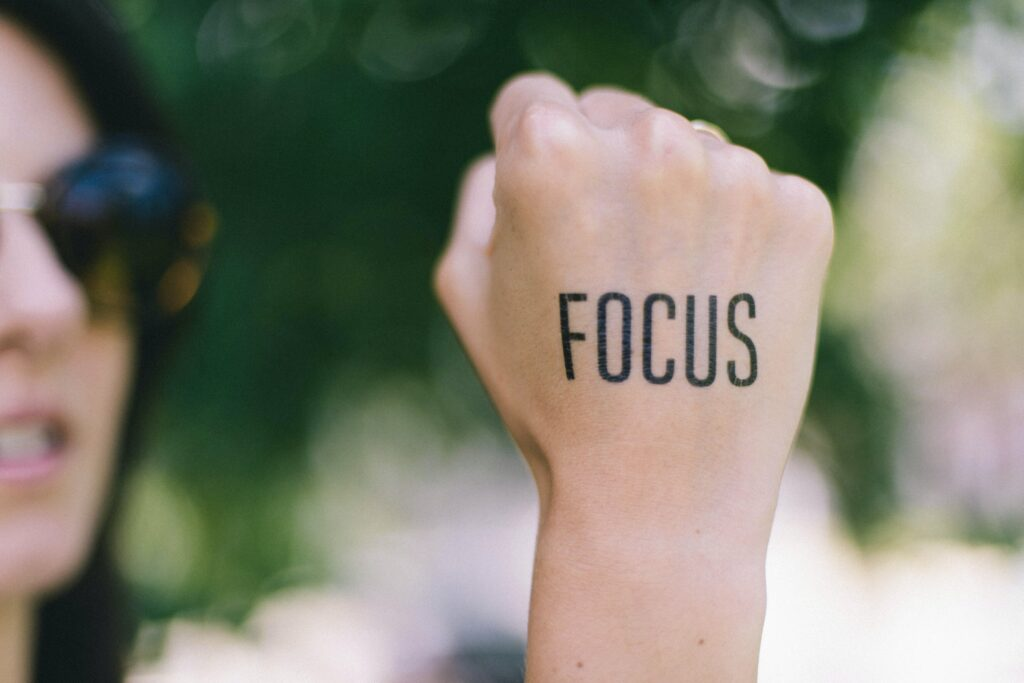 Focus, Memulai Bisnis