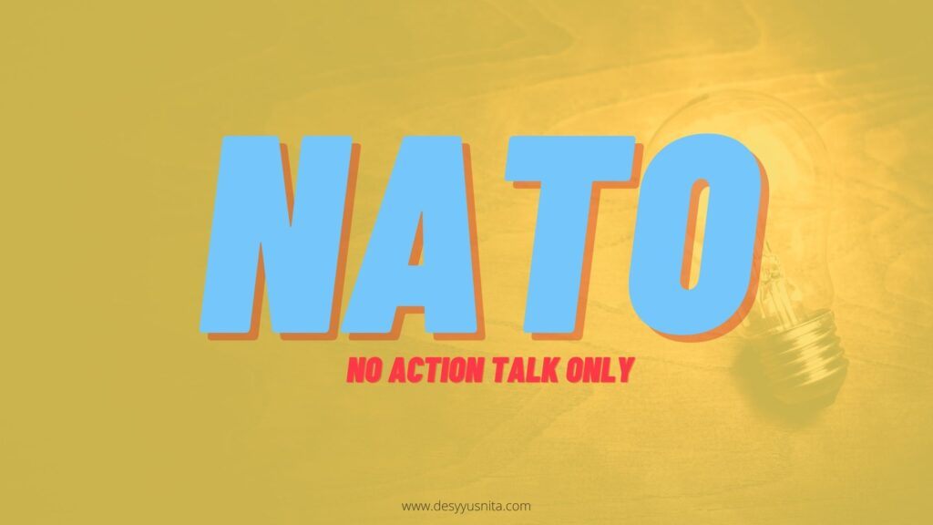 No action talk only, OASIS
