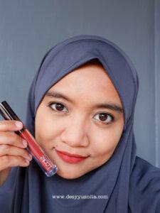 Lip Cream Matte, Lipstik
