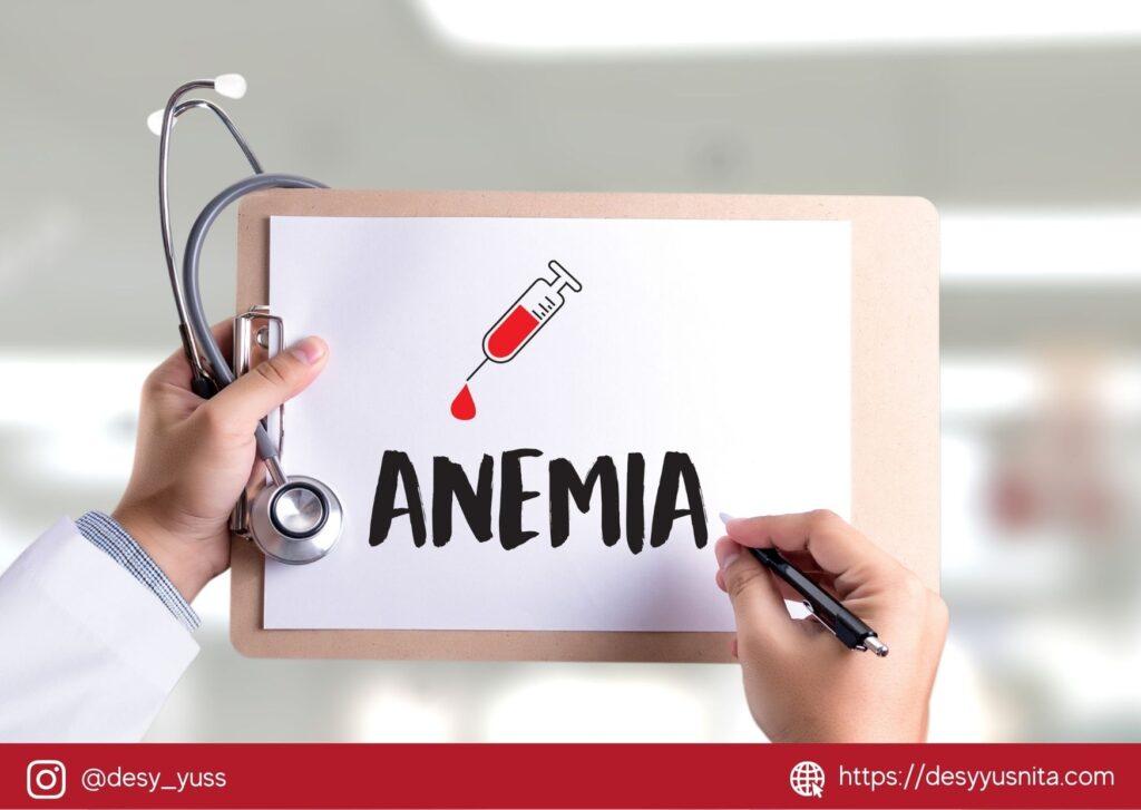 Anemia, Defisiensi Zat Besi, anemia pada ibu hamil