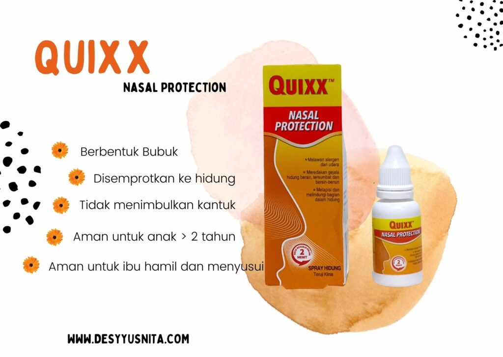 QUIXX, Nasal Protection