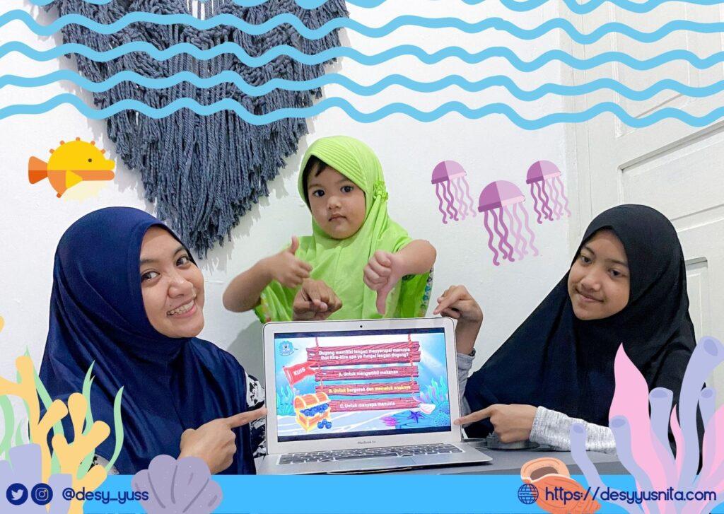 Paddle Pop, Wisata Virtual, Jakarta Aquarium