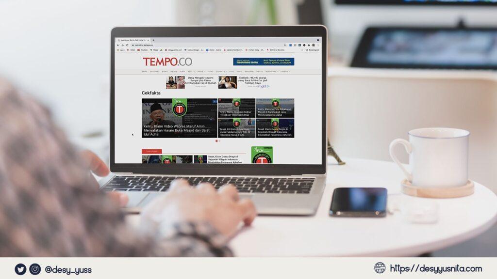 Cek Fakta di Tempo.co