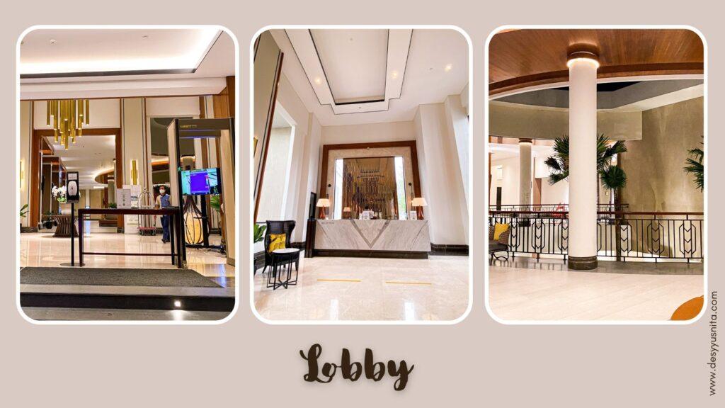 Lobby Mason Pine Hotel