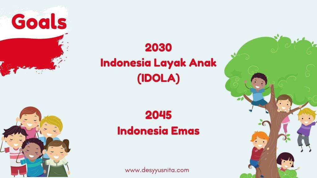 Misi Indonesia Untuk Anak Indonesia